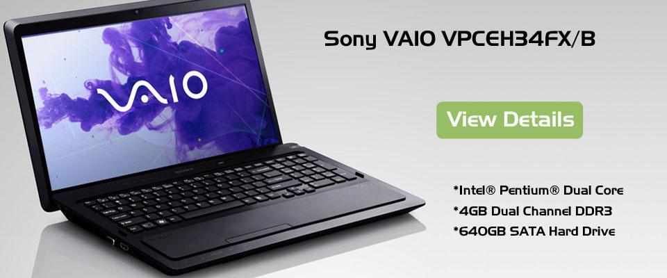 Sony VAIO VPCEH23FX/B